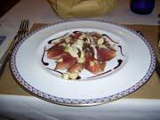 Fiocco di manzo at Osteria CasaVino