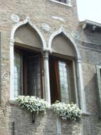 Window in Venice