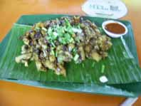 Chai Tow Kueh (Carrot Cake) at Maxwell FoodCourt
