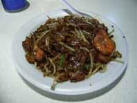 Char Kway Teow at Newton Circus, Singapore