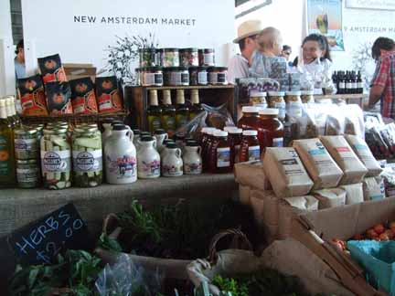 Marlow & Sons at the New Amsterdam Market