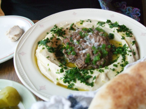 lunch at mimi s hummus artichoke heart